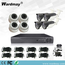 8chs Day & Night Surveillance Security DVR-Systeme