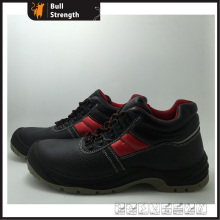 Industrial Leather Safety Shoes with Ce Certificate (SN1339)