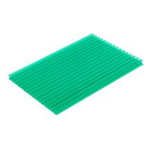 SUZHOU NILIN polycarbonate hollow sheet for carport canopy greenhouse UV Protection PC Polycarbonate Sheet Price/Polycarbonate S