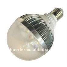 E27 ampoule à puissance élevée 9w 800 lumens CE