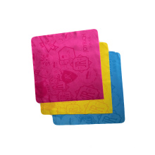 Microfiber Poly Furniture Kitchen Cleaning Cloth, TV/Computer/Phone Cleaning Towel Rag