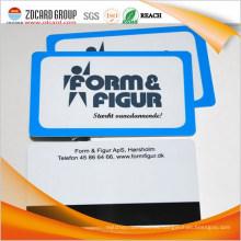 Impresión en tarjeta plástica / tarjeta plástica de la tira de imán