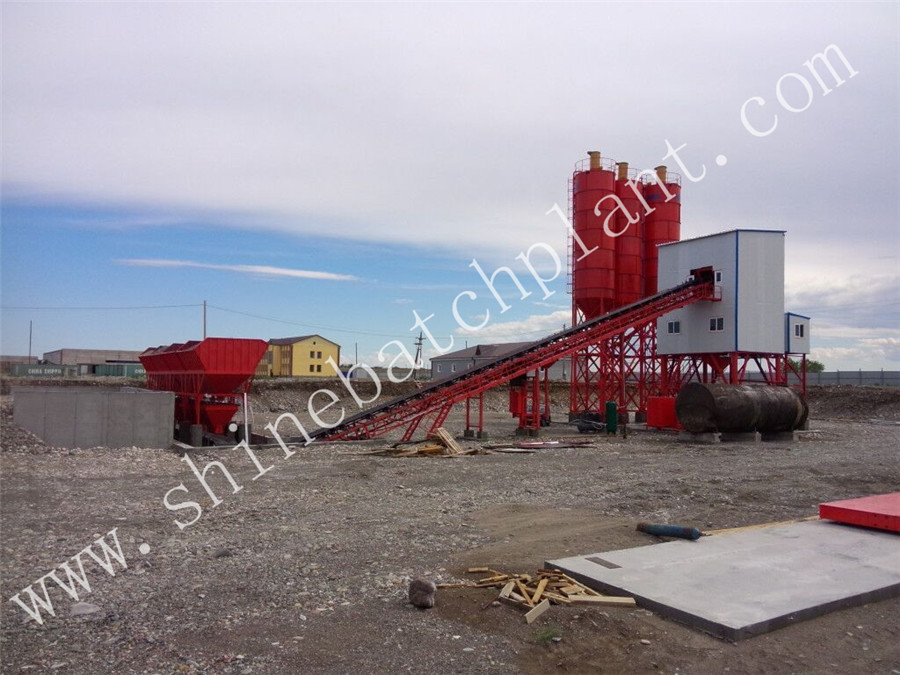 180 Concrete Batching Plant
