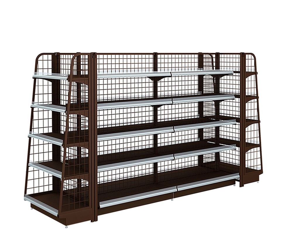 Store Metal Shelving Units