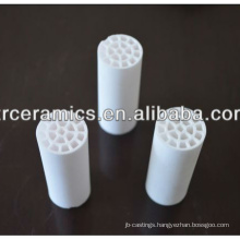 Electric ceramic heating element