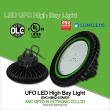 UL DLC High quality SNC led UFO high bay light 150w with motion sensor