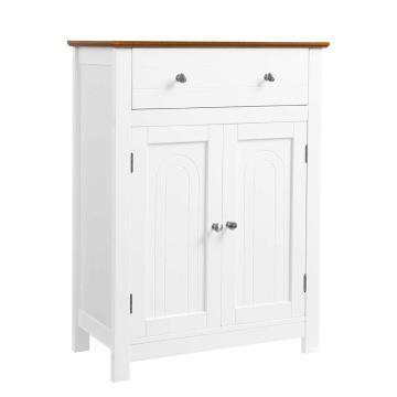 wooden bathroom accessories storage cabinet modern