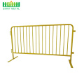 Cheap hot dipped galvanized crowd control traffic barrier