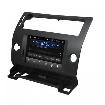 Android car entertainment voor C4 2005-2011