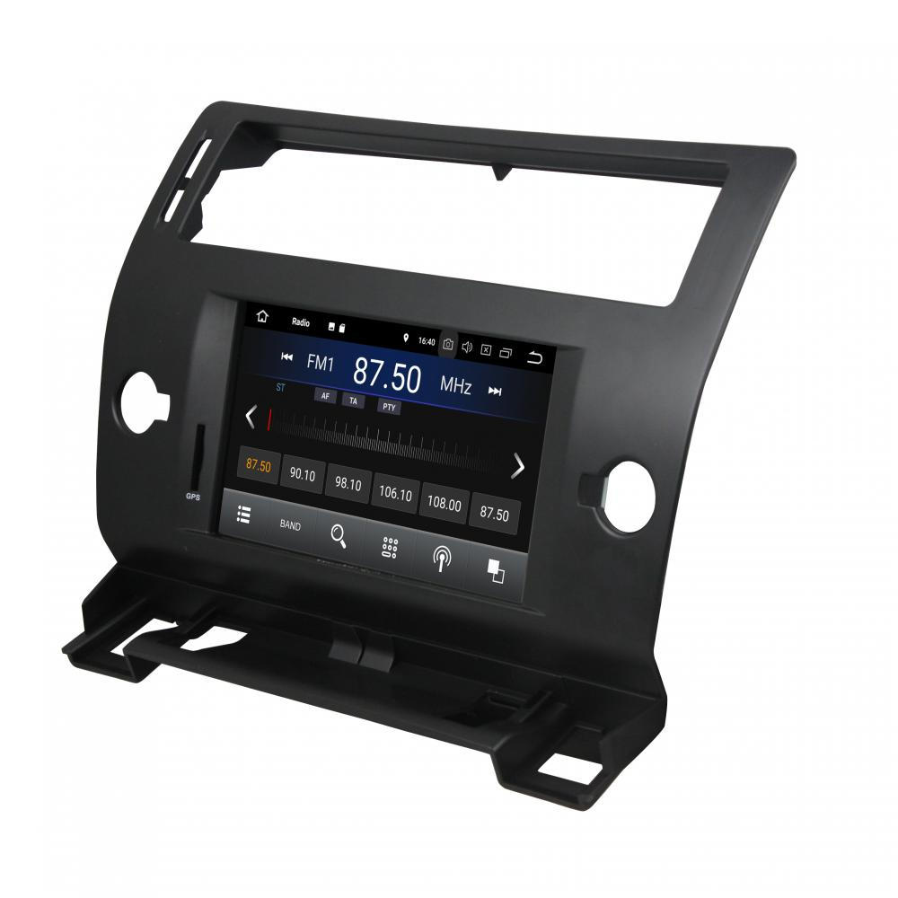 Android Car entertainment for C4 2005-2011