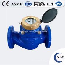 Compteur d'eau de fonte ductile vertical XDO WWMV-50-200 woltman