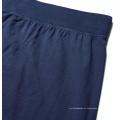 Pima algodão macio material homens pijama calças
