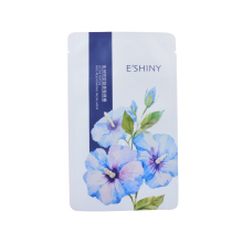 Biodegradable Cosmetic Packaging Bag Laminating Films Shape Cut Pouch Printed Plastic Packing Bag