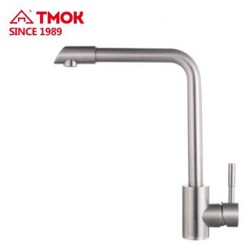 Robinet sanitaire de haute qualité en laiton robinet de cuisine robinets de lavage de l'eau dn15