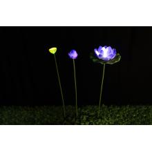 lámpara de dosel de loto lámpara de brote de loto