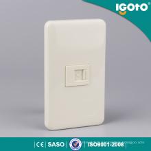 4 Core Tel Socket pour le marché des Philippines