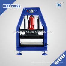 Rosin Press Tipo de placa e extração de óleo de ervas Uso prensa de colofónia