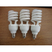 énergie de moitié spirale 30W lampe ampoules économiques
