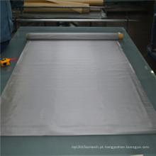 Tela de malha de arame de filtro de aço inoxidável de mícron