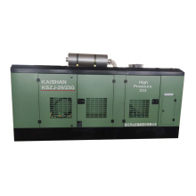 China Manufacture Diesel Engine Screw Air Compressor 12m3/min 10 bar For Mining