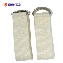 Correas de equipaje de hebilla de plástico con gancho y lazo personalizadas