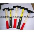 Wood Handle Machinist Hammer