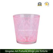 Hot Sale Tealight Candle Holder Glass Candleholder