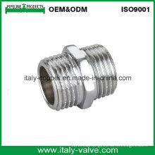 Brass Polishing Chromede Straight Coupling Fitting/Bronze Coupling (AV-BF-8015)