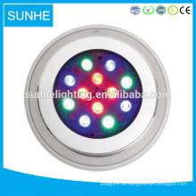 Hochwertiges IP68 LED Unterwasserbrunnenlicht 10-100w Multi Farbe führte Schwimmbeckenlichter für Brunnen
