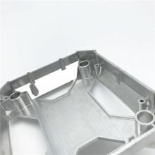 Caja de aluminio con pedestal de aluminio de precisión de fresado CNC