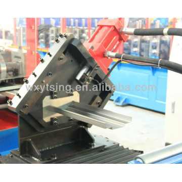 YTSING-YD-4829 Passed CE and ISO Full Automatic High Quality Door Frame Machinery,Steel Door Frame Roll Forming Machine