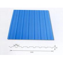 Плитка оцинкованная стальная, стальной лист (XGZ-28)