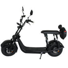 2000W 60V 20Ah lithium battery citycoco electric scooter city coco