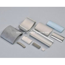 Various Arc NdFeB Magnets with Different Plating