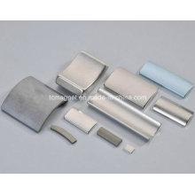 Различные магниты дуги NdFeB с различным покрытием