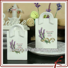 Flor de cerámica barata