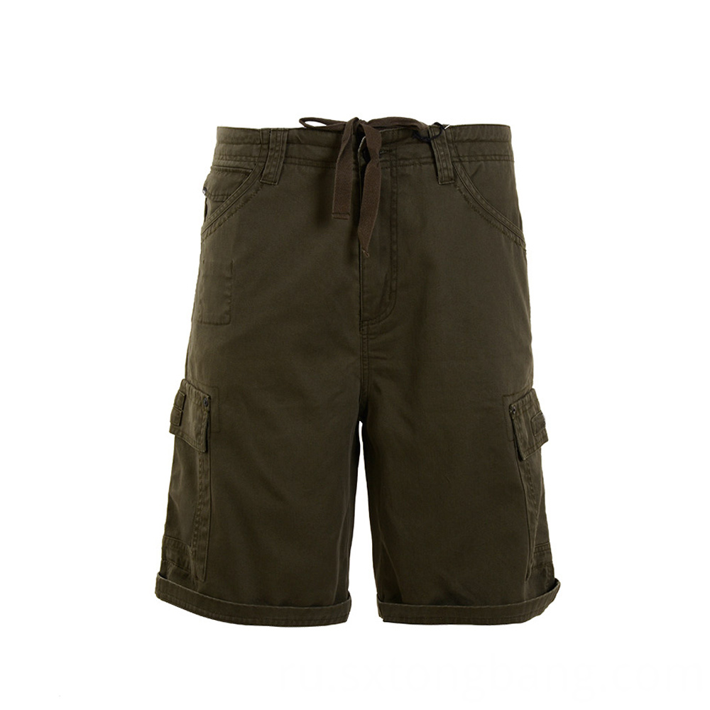 HIgh Quality Cotton Cargo Shorts
