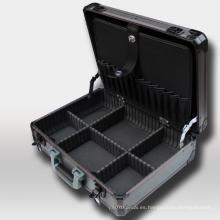 Caja de herramienta multiusos adaptable de la aleación de aluminio (450 * 330 * 145m m)