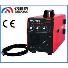MIG-150 tragbare Schweißmaschine mit Hochfrequenz und ökonomischem Preis