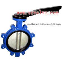 Válvula Borboleta de Aço Inoxidável API 609