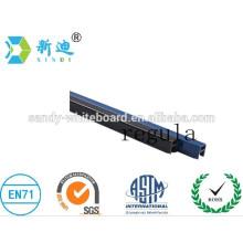 Рекламный щит статьи границы ПВХ автомобиля декоративная сторона уплотнения мебели