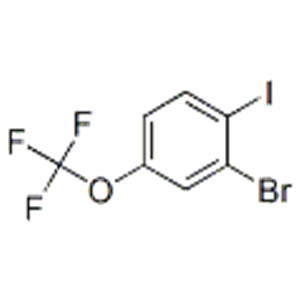 3-Bromo-4-iodo-1-(trifluoromethoxy)benzene