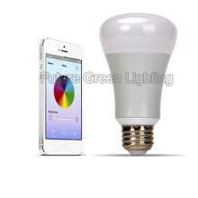 6W Bluetooth Control APP activado LED color Smart Bulb