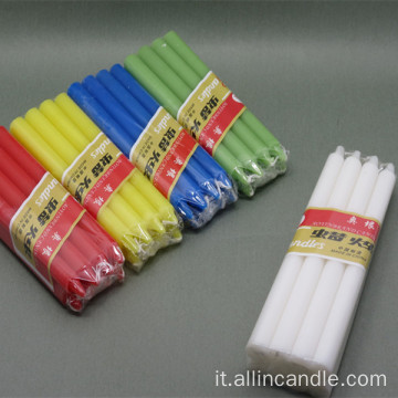 20g Candela per decorazione in cera super brillante