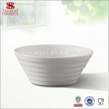 Guangzhou white ceramic porcelain chinese rice bowls wholesale china