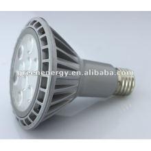 12W SMD a mené l'UL dimmable de la lampe par30, DLC, TUV certifié