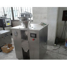 2017 GZL series dry method roll press granulator, SS compaction granulation, horizontal cone mixer