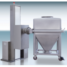 Automatic Bin Blending and Mixing Machine
