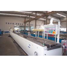 WPC Profil Extrusionslinie / Kunststoff Profilmaschine
