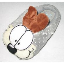 Cartoon chinelos pelúcia brinquedo animais sapatos (tf9731)